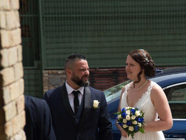 Il matrimonio di Luca e Francesca a Settimo San Pietro, Cagliari 44