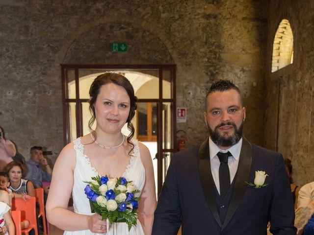 Il matrimonio di Luca e Francesca a Settimo San Pietro, Cagliari 45