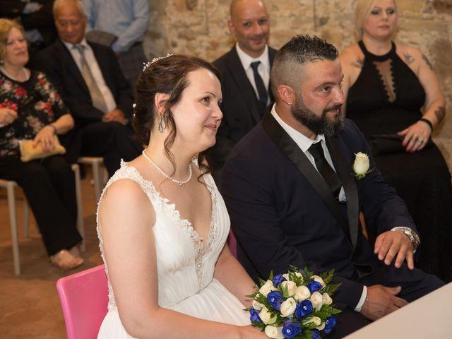 Il matrimonio di Luca e Francesca a Settimo San Pietro, Cagliari 46