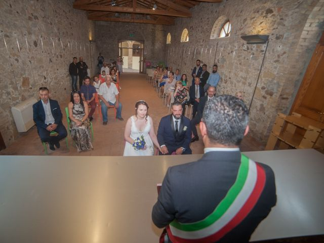 Il matrimonio di Luca e Francesca a Settimo San Pietro, Cagliari 48