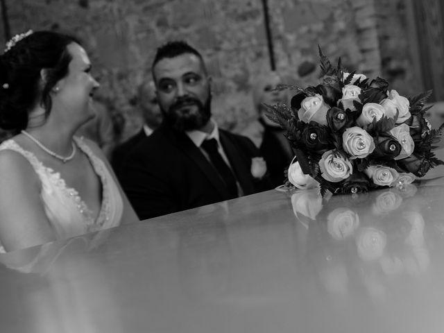 Il matrimonio di Luca e Francesca a Settimo San Pietro, Cagliari 54