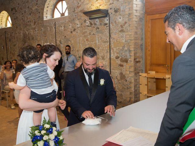 Il matrimonio di Luca e Francesca a Settimo San Pietro, Cagliari 55