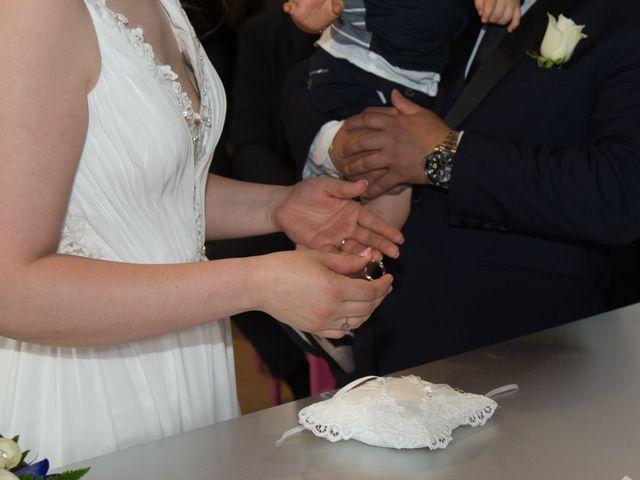 Il matrimonio di Luca e Francesca a Settimo San Pietro, Cagliari 56