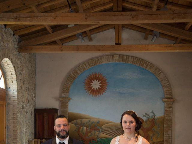 Il matrimonio di Luca e Francesca a Settimo San Pietro, Cagliari 64