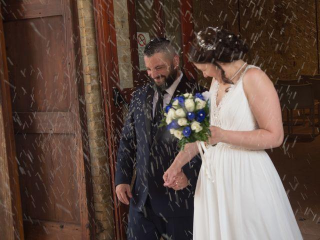 Il matrimonio di Luca e Francesca a Settimo San Pietro, Cagliari 66