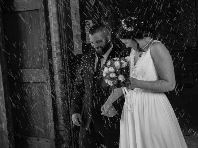 Il matrimonio di Luca e Francesca a Settimo San Pietro, Cagliari 67