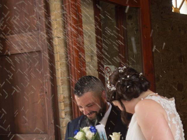 Il matrimonio di Luca e Francesca a Settimo San Pietro, Cagliari 68