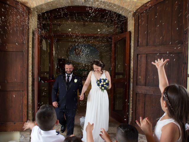 Il matrimonio di Luca e Francesca a Settimo San Pietro, Cagliari 69