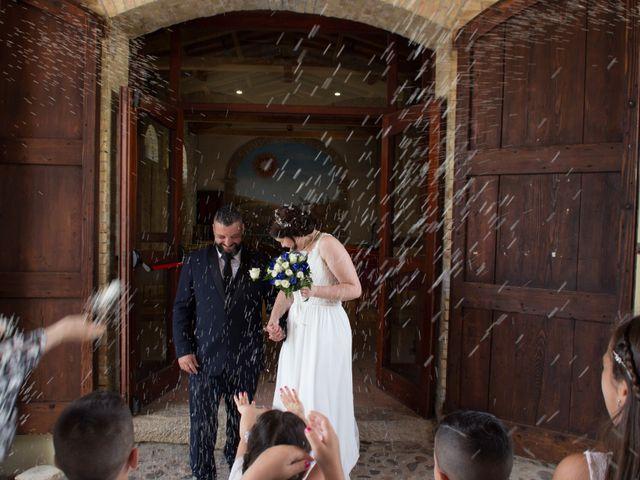 Il matrimonio di Luca e Francesca a Settimo San Pietro, Cagliari 70