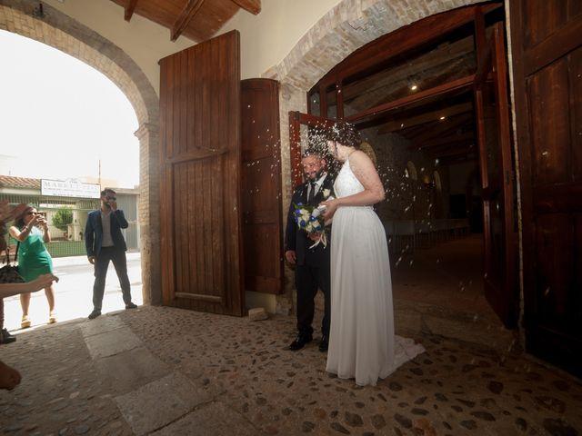 Il matrimonio di Luca e Francesca a Settimo San Pietro, Cagliari 71