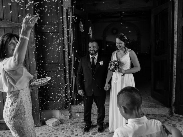Il matrimonio di Luca e Francesca a Settimo San Pietro, Cagliari 72