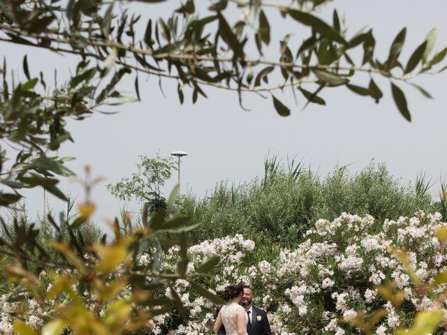 Il matrimonio di Luca e Francesca a Settimo San Pietro, Cagliari 75