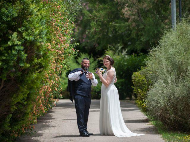 Il matrimonio di Luca e Francesca a Settimo San Pietro, Cagliari 79