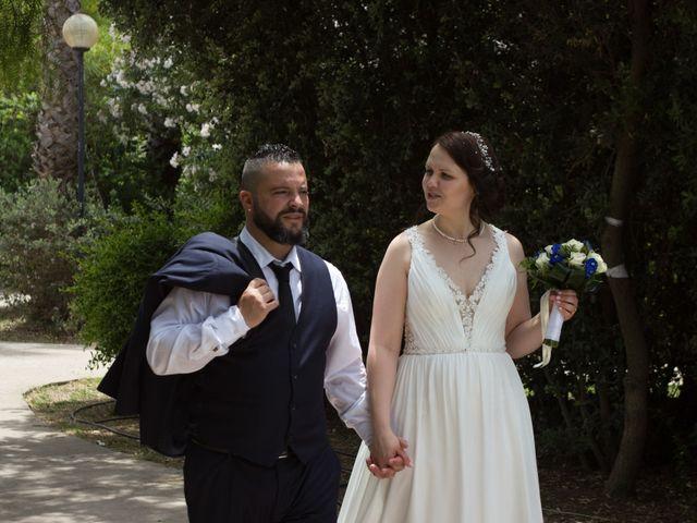 Il matrimonio di Luca e Francesca a Settimo San Pietro, Cagliari 80