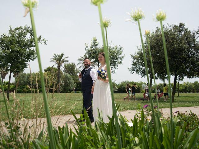 Il matrimonio di Luca e Francesca a Settimo San Pietro, Cagliari 81