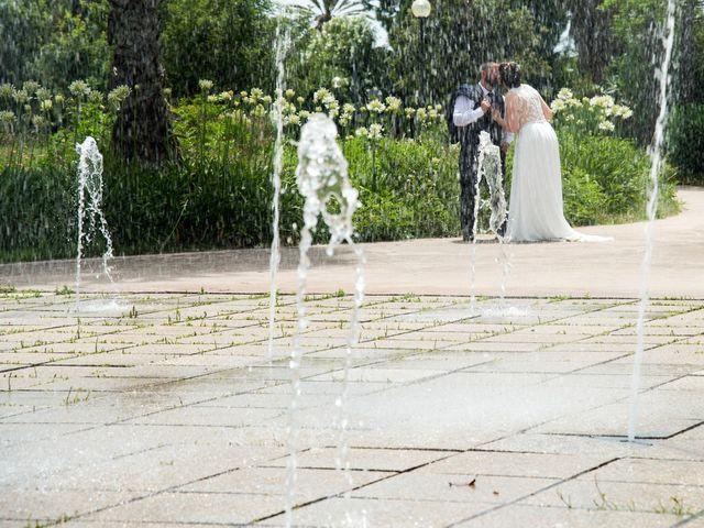 Il matrimonio di Luca e Francesca a Settimo San Pietro, Cagliari 85