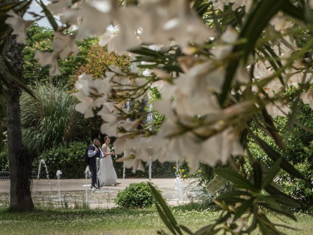 Il matrimonio di Luca e Francesca a Settimo San Pietro, Cagliari 89