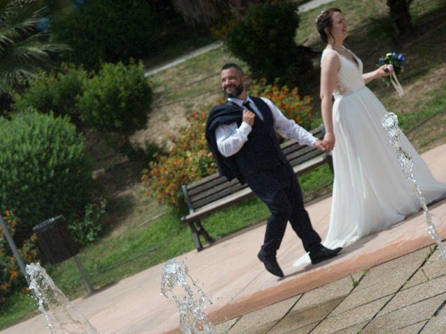 Il matrimonio di Luca e Francesca a Settimo San Pietro, Cagliari 90