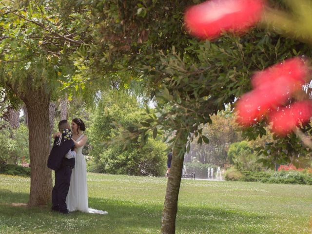 Il matrimonio di Luca e Francesca a Settimo San Pietro, Cagliari 93
