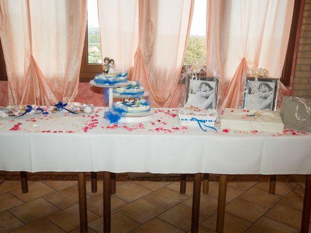 Il matrimonio di Luca e Francesca a Settimo San Pietro, Cagliari 110