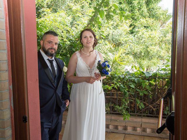 Il matrimonio di Luca e Francesca a Settimo San Pietro, Cagliari 118