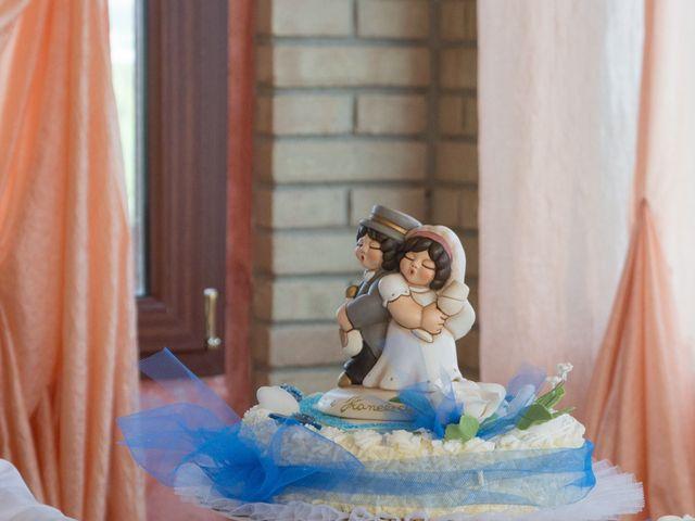 Il matrimonio di Luca e Francesca a Settimo San Pietro, Cagliari 135
