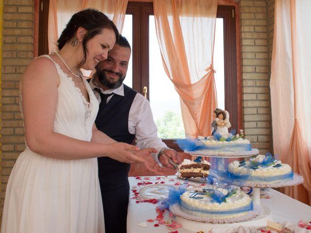 Il matrimonio di Luca e Francesca a Settimo San Pietro, Cagliari 136