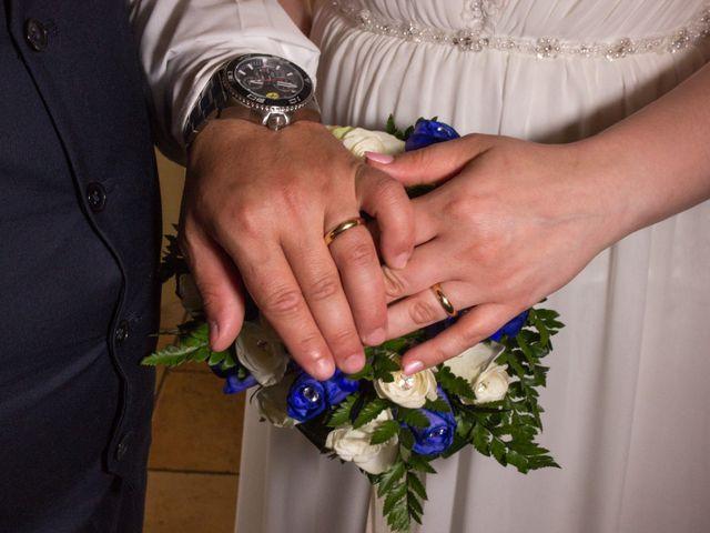 Il matrimonio di Luca e Francesca a Settimo San Pietro, Cagliari 137