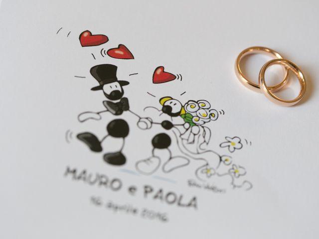 Il matrimonio di Mauro e Paola a Milano, Milano 1