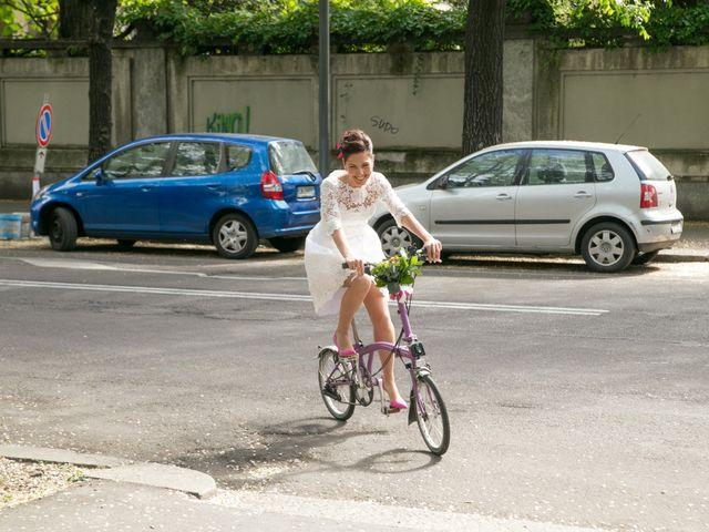 Il matrimonio di Mauro e Paola a Milano, Milano 2