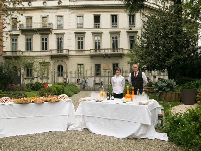 Il matrimonio di Mauro e Paola a Milano, Milano 9