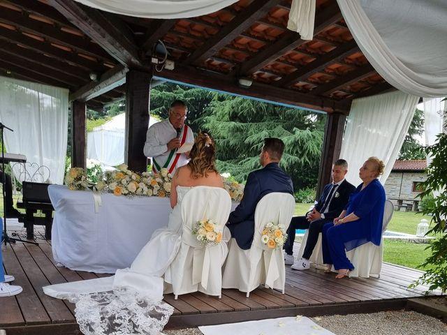 Il matrimonio di Maria e Alessio a Fino Mornasco, Como 2