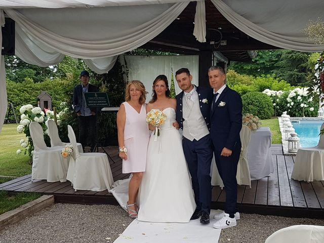 Il matrimonio di Maria e Alessio a Fino Mornasco, Como 6