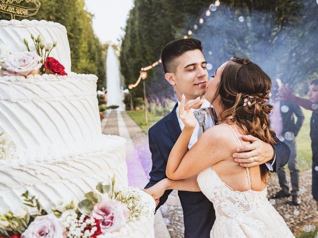 Il matrimonio di Luca e Debora a Montichiari, Brescia 7