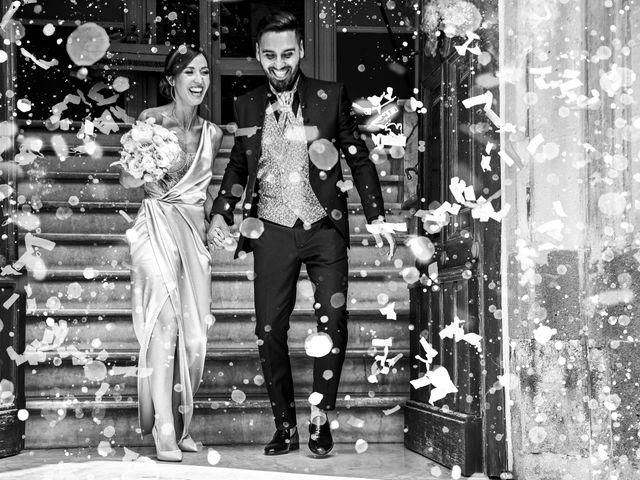 Le nozze di Franca e Claudio