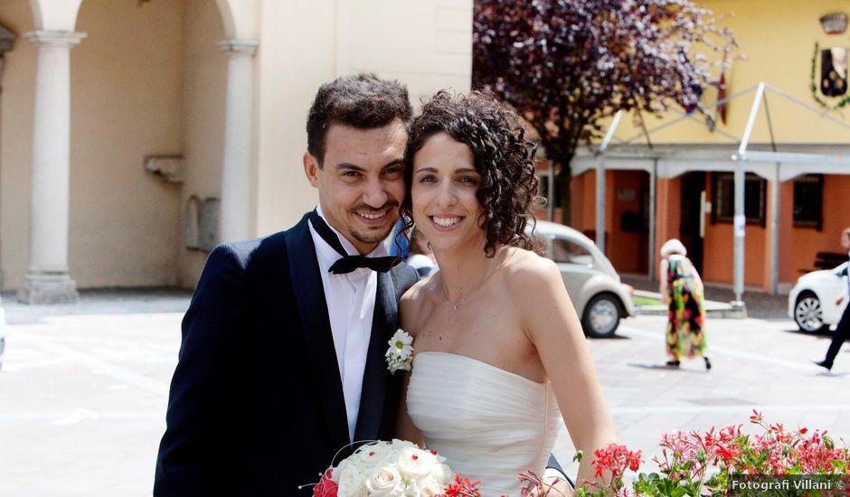 Il matrimonio di Roberto e Marta a Praso, Trento