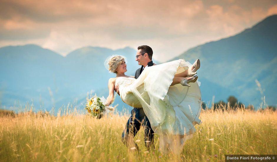 Il matrimonio di Alessandro e Irene a Piovene Rocchette, Vicenza