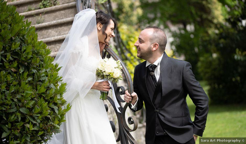 Il matrimonio di Andrea e Veronica a Verano Brianza, Monza e Brianza