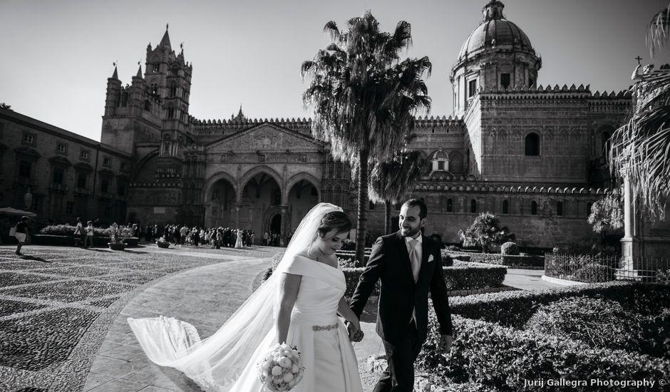 Il matrimonio di Andrea e Jlenia a Palermo, Palermo