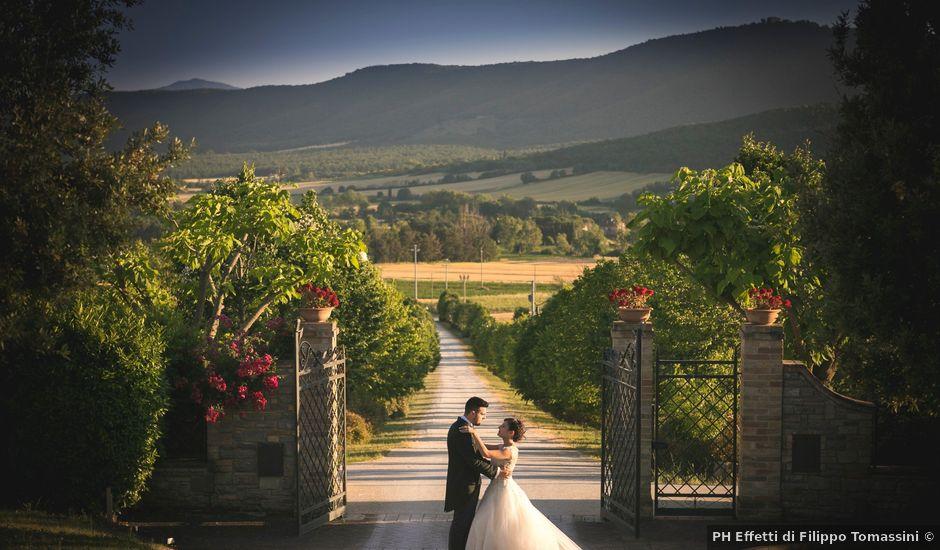 Il matrimonio di Nicolò e Laura a Perugia, Perugia