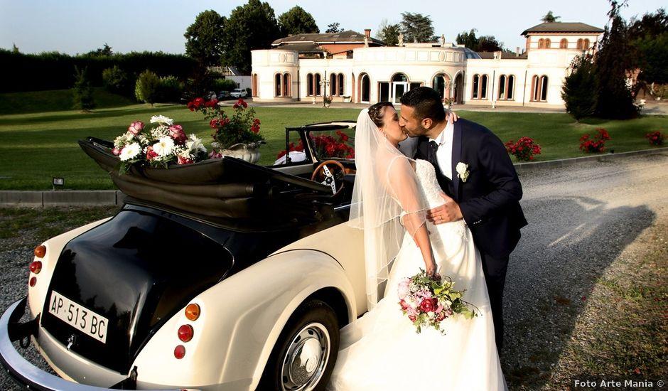 Il matrimonio di Marco e Claudia a Lungavilla, Pavia