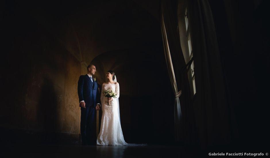 Il matrimonio di Andrea e Federica a San Sebastiano da Po, Torino