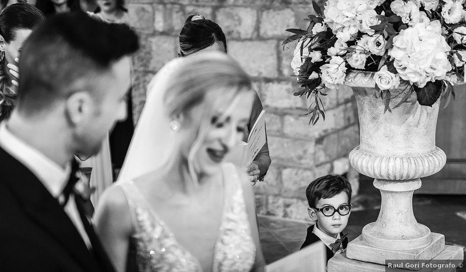 Il matrimonio di Daniele e Sara a Bibbona, Livorno