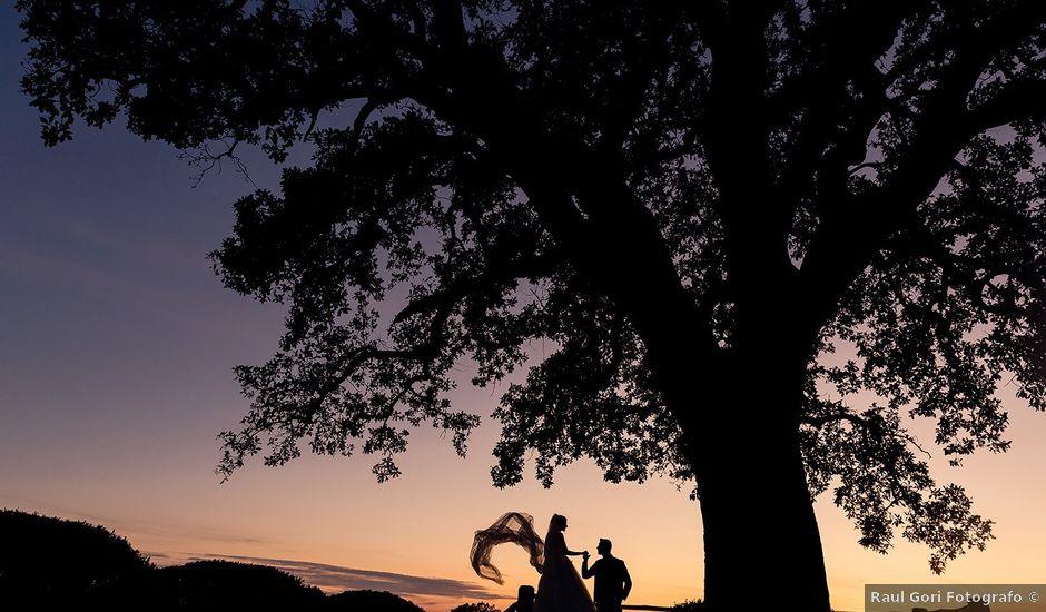 Il matrimonio di Daniele e Sara a Guardistallo, Pisa