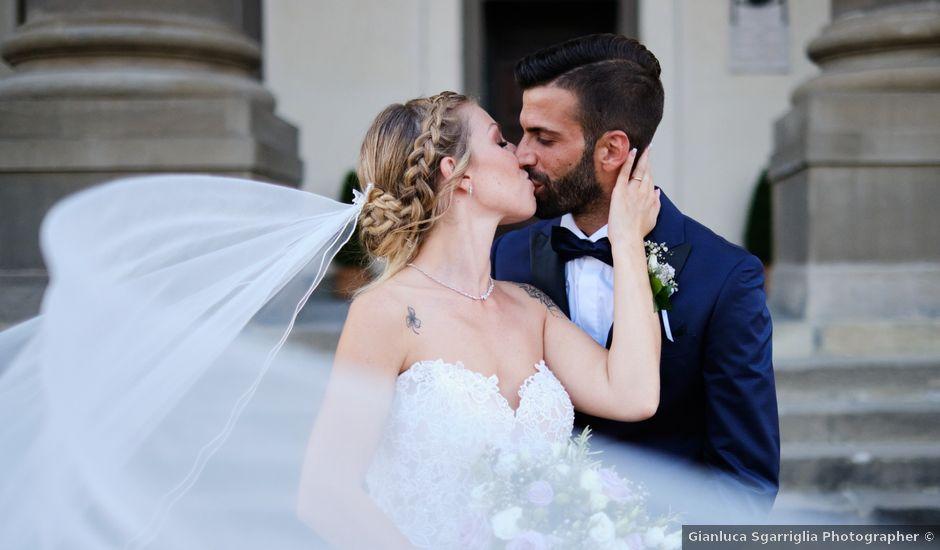 Il matrimonio di Luca e Noemi a Stezzano, Bergamo