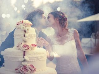 Le nozze di Elisa e Kriss