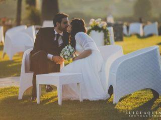 Le nozze di Delia e Francesco
