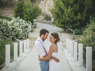 Le nozze di Julie e Michel