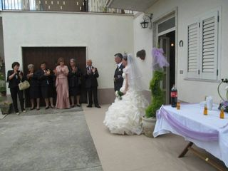 Le nozze di Emilio e Jennifer 1
