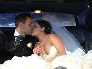 Le nozze di Emilio e Jennifer